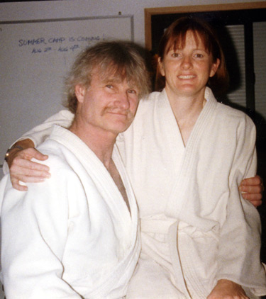 Harvey Konigsberg Shihan and Seabolt Sensei
