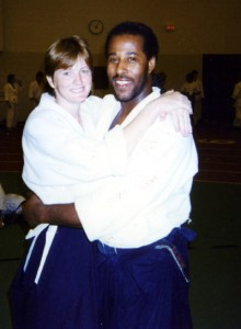 Donovan Waite Shihan and Seabolt Sensei