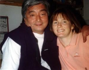 Yoshimitsu Yamada Shihan and Seabolt Sensei