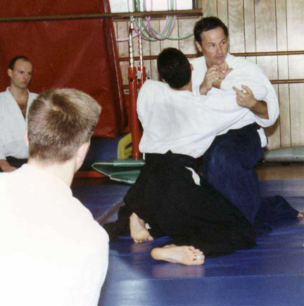 Peter Bernath - Aikido Center of Jacksonville