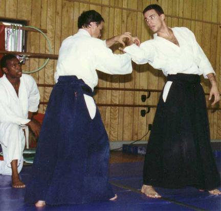 Peter Bernath - Aikido Center of Jacksonville
