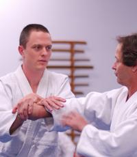 Sam and Peter Bernath Shihan