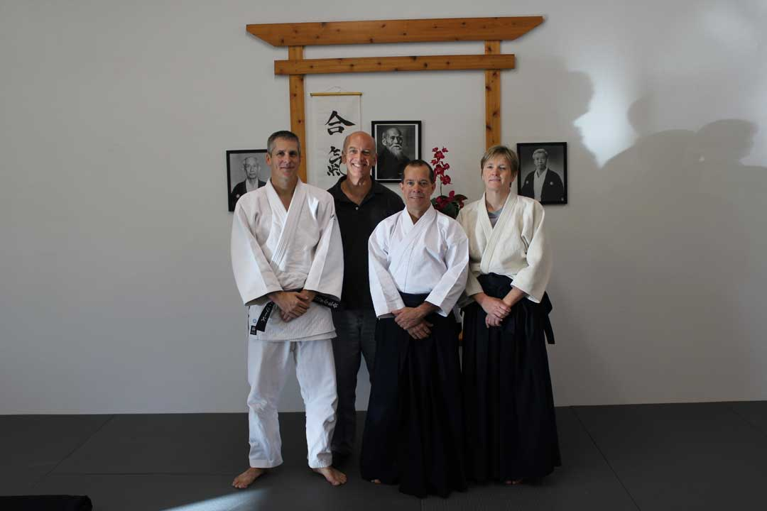 Brevard Aikikai - Seminar Instructors