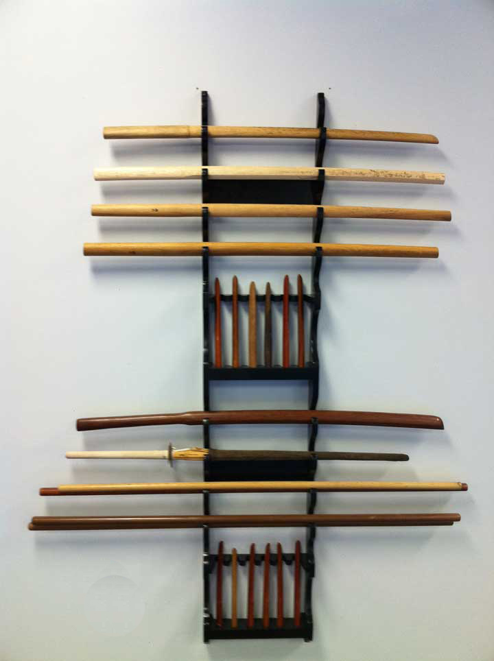 Weapons Rack