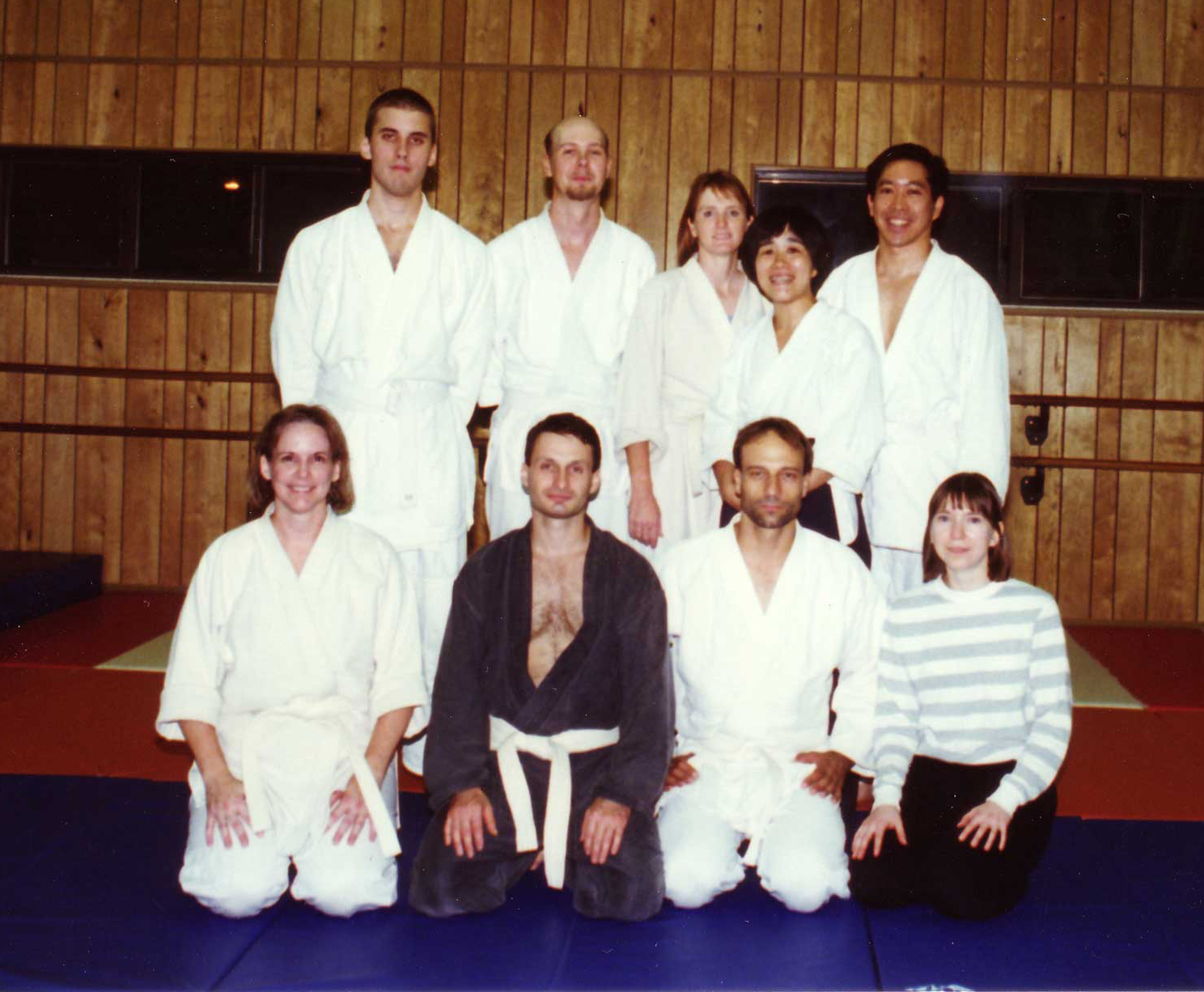 Aikido Center of Jacksonville, circa 1996