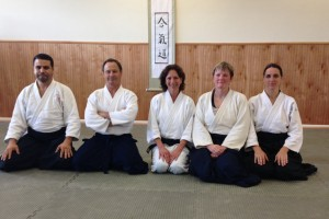 Sadkane School for Aikido