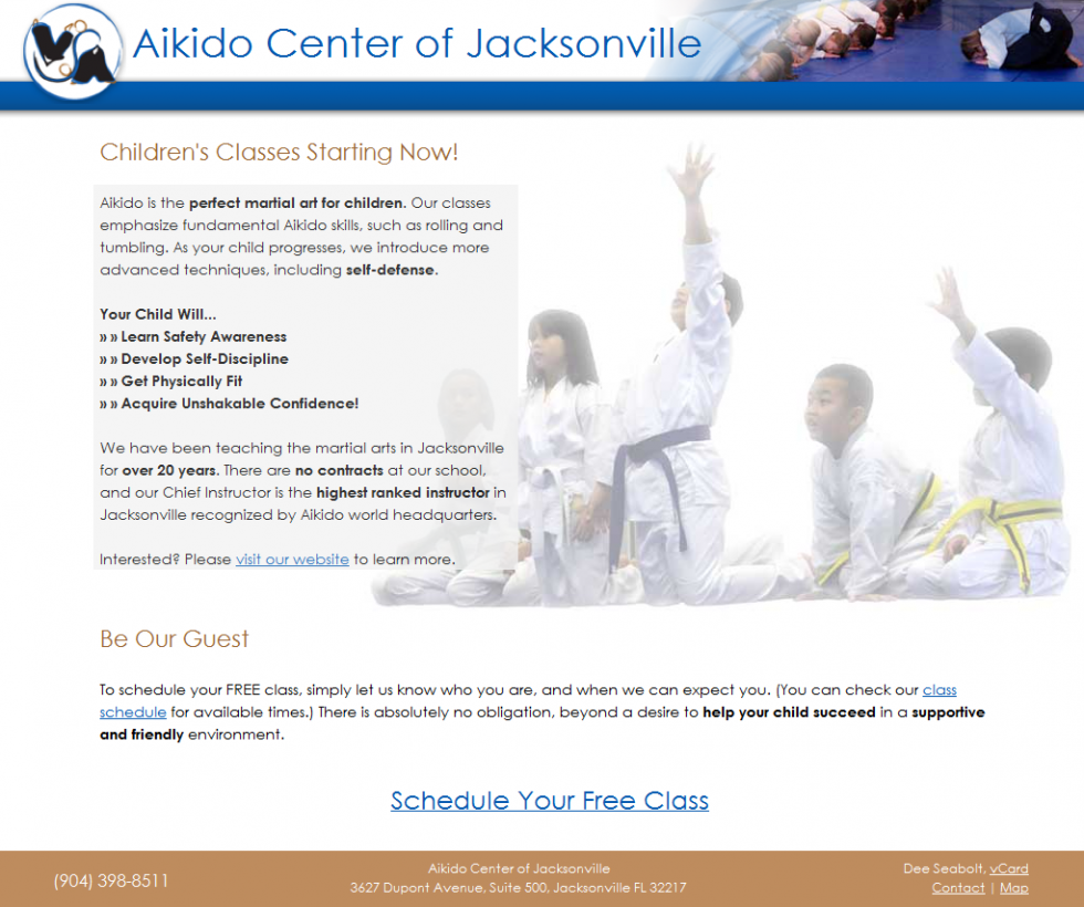 Kids Class Promotion