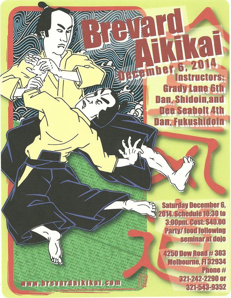 Brevard Aikikai Christmas Seminar