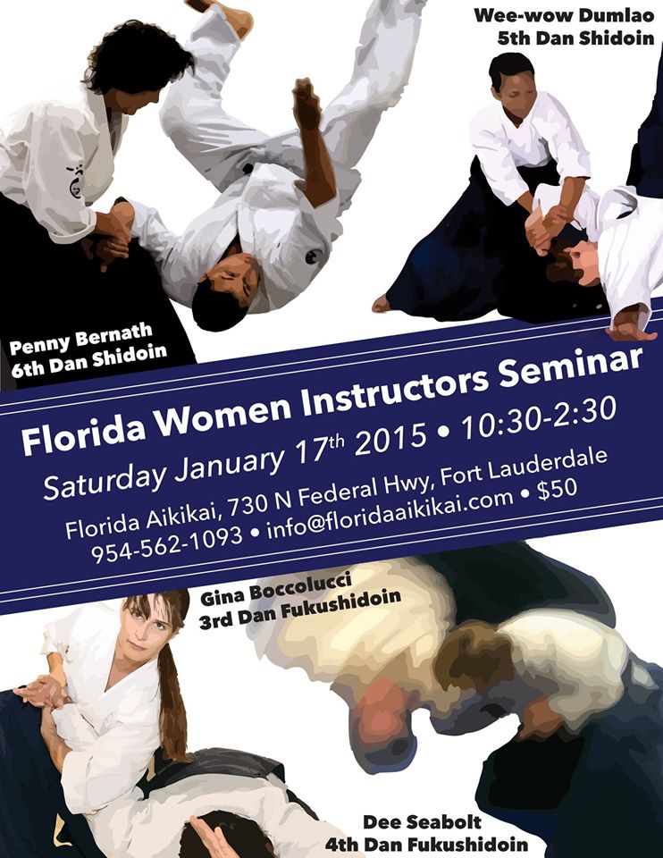 Florida Women Instructors Seminar