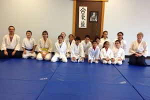 Kids' Class, March 31