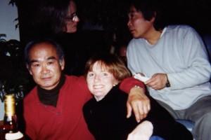Chiba Shihan, Kanai Shihan, and Dee Sensei