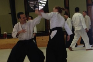 Peter Bernath @ Florida Aikido Center