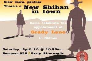 Grady Lane Shihan Seminar